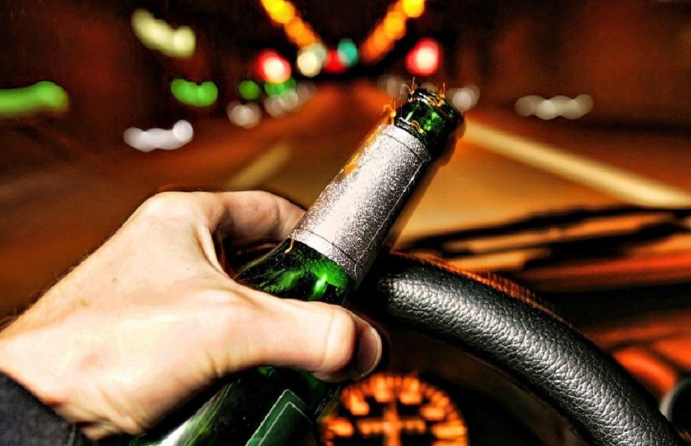 Аварии по причине алкогольного опьянения среди блюстителей правопорядка